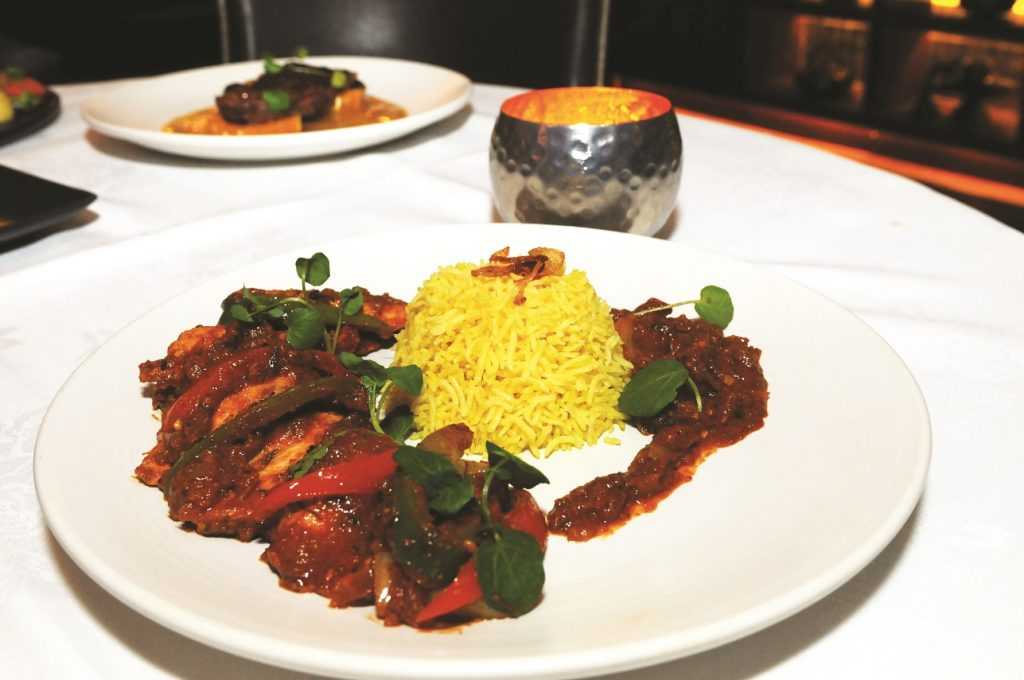 The Shozna (Indian restaurant), Maidstone Road, Rochester. Food dishes. Picture: Steve Crispe FM4075075