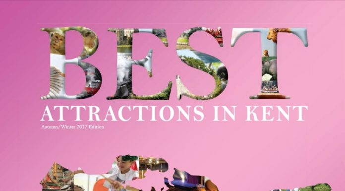 MMM Best Attractions in Kent 4th Edition