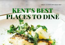 Best places to dine spring 2018