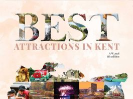 Best attractions in Kent aw 2018