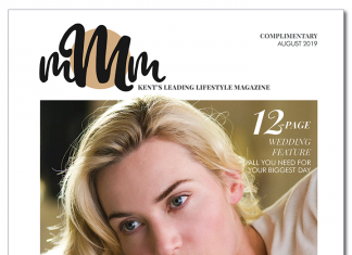 MMM magazine cover August