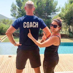 Rasa with coach