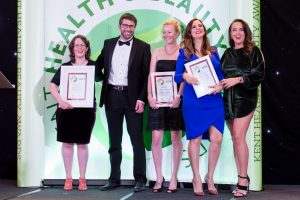 THE KENT HEATH & BEAUTY AWARDS 2019 winners