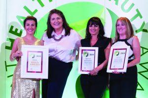 THE KENT HEATH & BEAUTY AWARDS 2019 winners