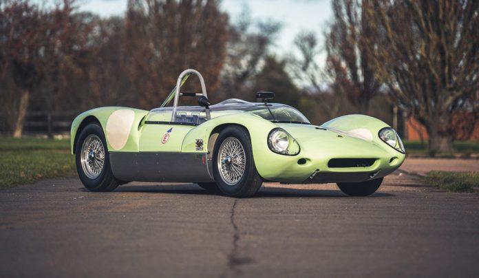 The 1960 FIA Lotus 19 Monte Carlo