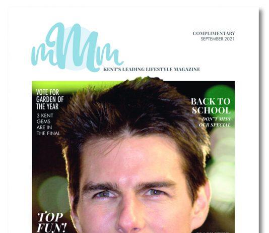 MMM Magazine September 2021 cover